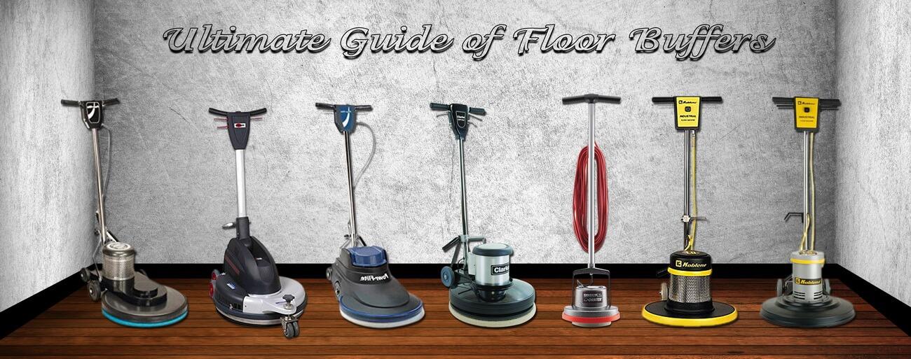 The Best Floor Buffers 2020 No 1